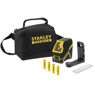 Stanley Linienlaser FCL-G Alkaline grüner Kreuzlinen-Laser FatMax FMHT77586-1