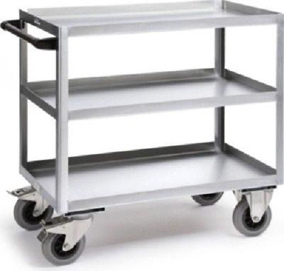 BEG 200153 Montagewagen Werkstattwagen Tischwagen lebensmittelecht 350 kg