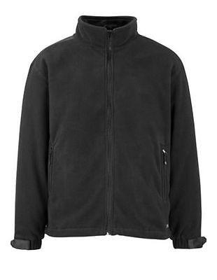 MacMichael Fleecejacke Bogota, Jacke, Größe XL, schwarz, Arbeitsjacke