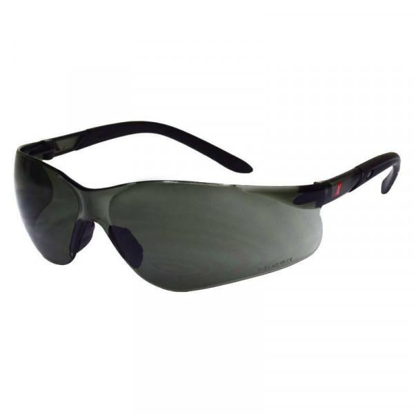 Nitras Schutzbrille Vision Protect Arbeitsschutz schwarz UV 400 Schutz