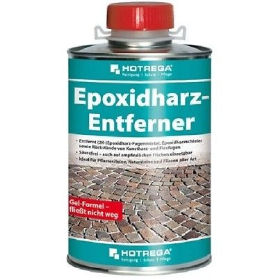 Hotrega Epoxidharz-Entferner 1 Ltr. Epoxydharz Entferner
