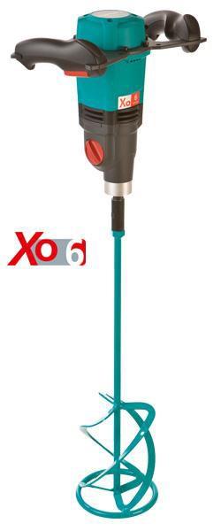 Collomix Rührgerät Beton-Rührquirl Xo6 mit HEXAFIX Aufnahme