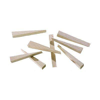 250 Stk. Holz-Fliesenkeil Holzkeil Buchenholz, groß, Holzkeile Fliesenkeile