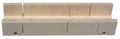 Gehrungslade Gehrungsschneidlade aus Schichtholz, 300 x 54 mm