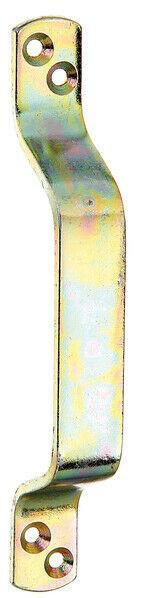 Torgriff Handgriff 170 mm gelb verzinkt GAH 348373