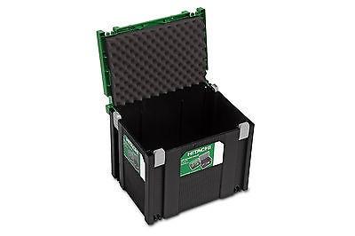 Hikoki Hit Case Größe 4, 402541, HitCase-Aufbewahrungsbox und Transportkoffer