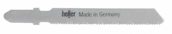 Heller Stichsägeblatt-Set 5-tlg. 240017 55mm Vezahnung für dünne Bleche 1,2-2mm