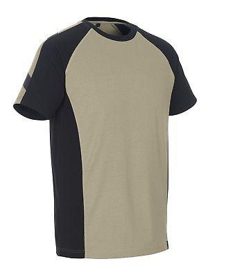 Mascot T-Shirt Potsdam Gr. L khaki/dunkelanthrazit