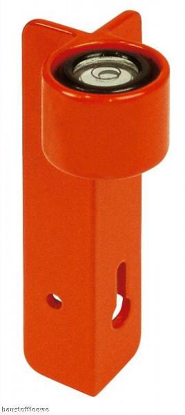 NEDO Lattenrichter justierbar mit Dosenlibelle