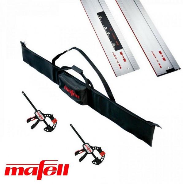 Mafell Führungsschiene Führungsschienentasche Set 2x F160 F-VS F-SZ 180MM 204805