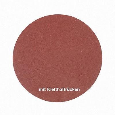 5 Stück Schleifpapier Klett-Schleifscheibe für Ø 305 mm, für TS305