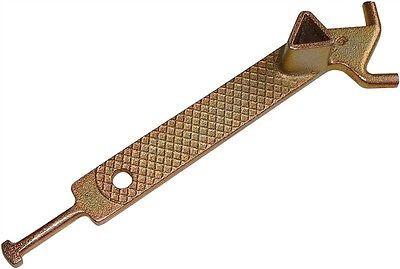 Feuerwehrschlüssel Universal-Notschlüssel Dreikantschlüssel schwere Version