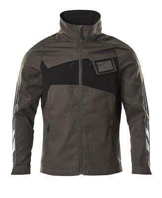 Mascot Arbeitsjacke Jacke Accelerate, Jacke, Gr. XL, dunkelanthrazit/schwarz