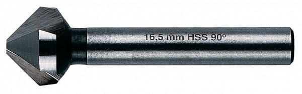 Heller 0922 HSS Kegelsenker 90° Ø 6,3 x 45 mm Entgratsenker 225830