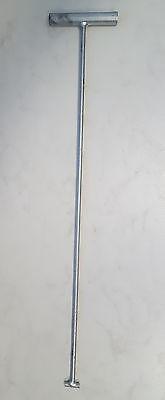 Hatiba Aushebehaken Haken für Schachtabdeckung / Kanaldeckel 68 cm lang