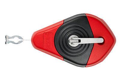 SOLA Schlagschnur CLP30, Schlagschnurgerät 30 Mtr. mit Getriebe und blauem Pulver