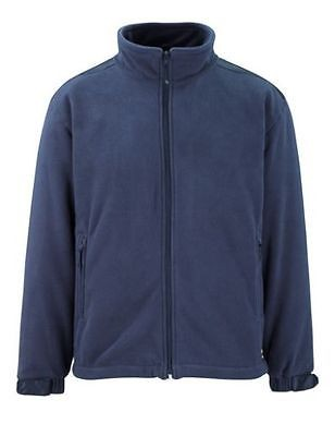 MacMichael Fleecejacke Bogota, Jacke, Größe XL, marineblau, Arbeitsjacke