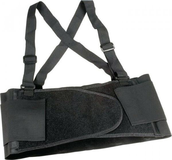 Rückenstützgurt SAFEBELT Feldtmann Rückengurt Rückengürtel Rückenstütze Gr.M-XXL