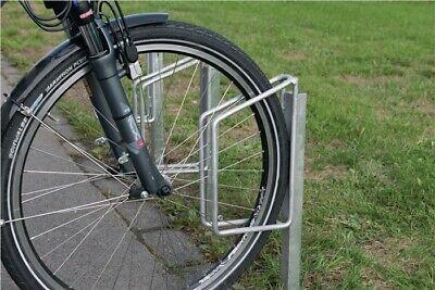Fahrradparker Fahrradständer Klemmbügel Fahrradbügelparker zum Einbetonieren