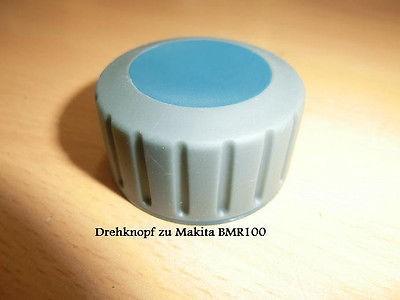 Makita Ersatzteil Drehknopf Sender-Einstellknopf für Bauradio Radio BMR 100 102