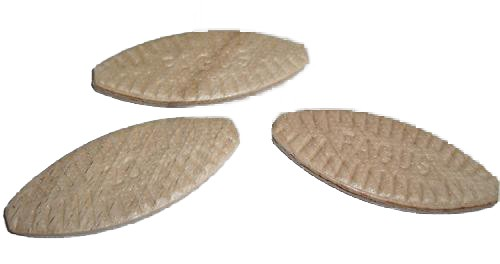 1000 Stk. Lamello Lamellos Gr. 20 Flachdübel Fischdübel Verbindungsplättchen