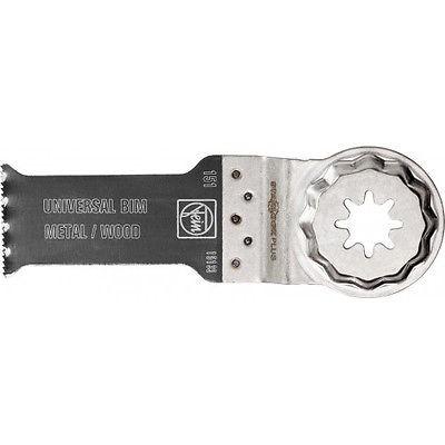 3 Stk. E-Cut Universal Sägeblatt 28 mm STARLOCK FEIN MultiMaster 63502151220 NEU