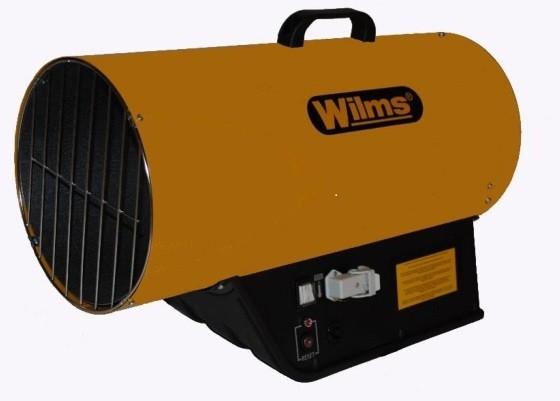 WILMS Automatik Gasheizer Gasheizgerät GH75TH mit automatischer Zündung GH 75 TH