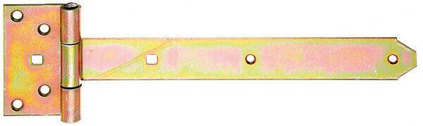 Kreuzgehänge Ladenband Ladenbänder Torband Scharnier Winkel Länge 300mm schwer