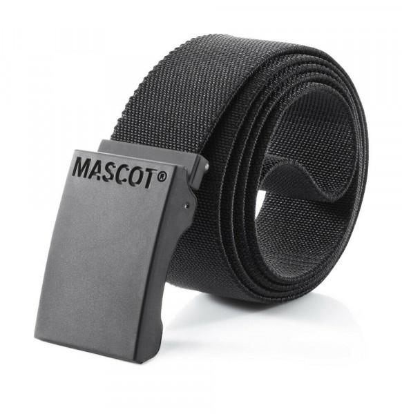 Mascot Gürtel Stretch individuell kürzbar Farbe schwarz elastisch