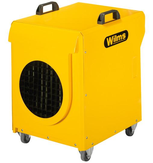 WILMS Elektroheizer EL 18 Heizer Heizgerät Heizlüfter EL18 2800018