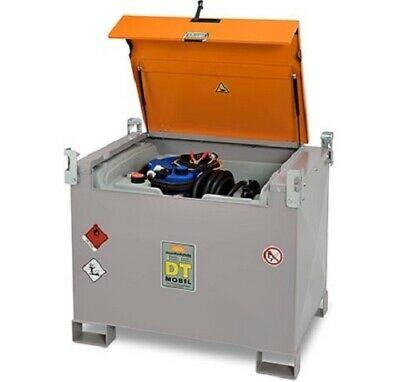 Cemo mobile Dieseltankanlage Tankstation DT Mobil PRO PE Combi 440/50 l AdBlue®