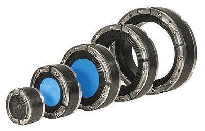 Hauff Ringraumdichtung Kernbohrung DN 200 für Rohr 110-162 mm HSD-200-SSG-SL