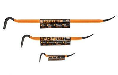 Picard Nageleisen BlackGiant Bar Set 3tlg. 46Z 300 610 930 mm Brechstange