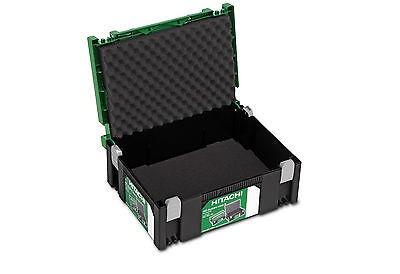 Hitachi Hit Case Größe 2, 402539, HitCase-Aufbewahrungsbox und Transportkoffer