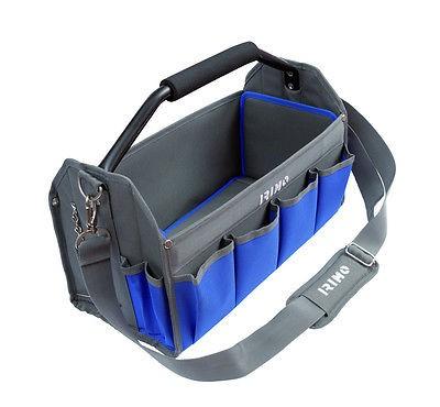 """Irimo / Bahco offene Werkzeugtasche 17"""" Werkzeug-Korb Werkzeugbox Tasche"""