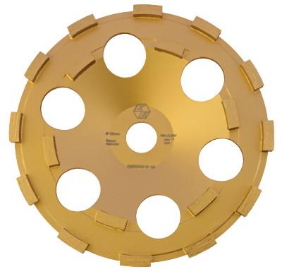Eibenstock Ø 180 mm Diamantschleifteller Beton 37112 für EBS 180 Betonschleifer