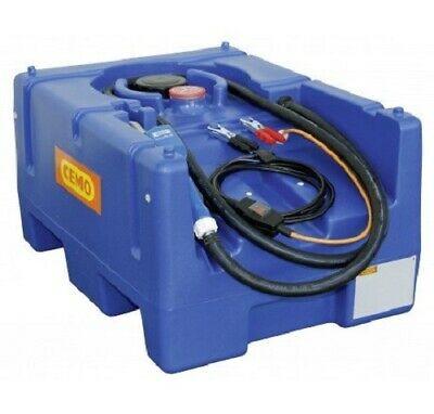 Cemo mobile AdBlue® Tankanlage Tankstation Tankstelle Blue Mobil Easy 200l 10594