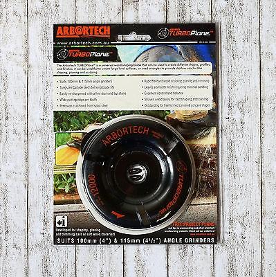 Arbortech TurboPlane Universalfrässcheibe für 100mm, 115mm Winkelschleifer