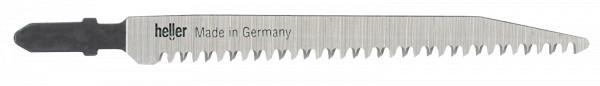 Heller Stichsägeblatt-Set 5-tlg. 258043 91mm Vezahnung für Holz und PVC bis 60mm