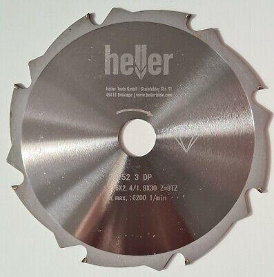 Heller HM-Kreissägeblatt für Faserzement 216x2,4x30 mm diamantbeschichtet