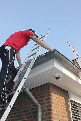 Leitersicherung Leiterfixierung Leiter-Sicherung Rutschsicherung LaddQuick