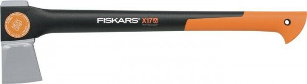 Fiskars Universalaxt Axt Holzaxt Spaltaxt Spaltbeil Beil X17-M 600 mm 1550 g