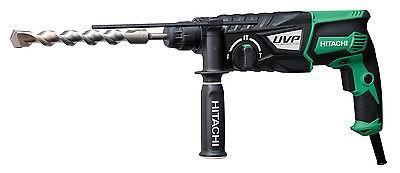Hitachi Bohr- und Meisselhammer DH 28PCY Bohrhammer Meisselhammer 28 mm, 3,4 J