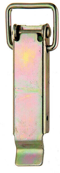 Kistenverschluss Verschluss 94x24 mm gelb verzinkt GAH 347727