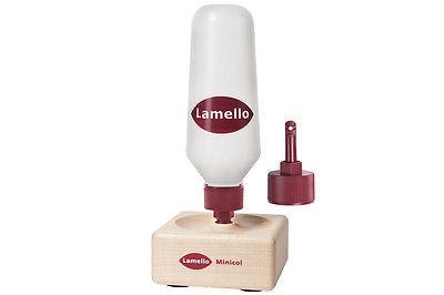 Lamello Leimgerät Leimauftrag-Gerät Leimspender Minicol mit Kunststoffdüse