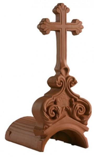 Purr Firstschmuck, Kreuz historisch, 52 cm
